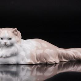 Ангорская кошка, Lladro, Испания