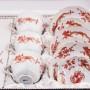 Кофейный сервиз на 6 персон в кофре, Meissen, Германия, сер. 20 в